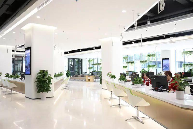 奔走相告!南山区行政服务大厅深圳湾创新广场分厅要开张啦图片